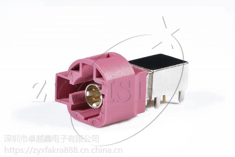 LVDS ZYX(深圳卓越鑫)汽车连接器 ZYX-0063