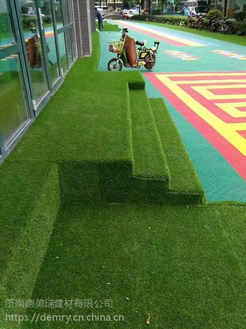 足球场人造草坪施工批发休闲人造草坪供应