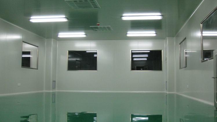 承接手机 灯饰电子产品无尘车间规划建设