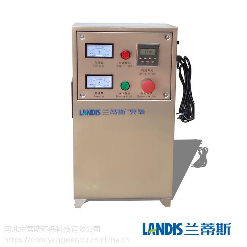 兰蒂斯生活用水臭氧机 水处理臭氧发生器
