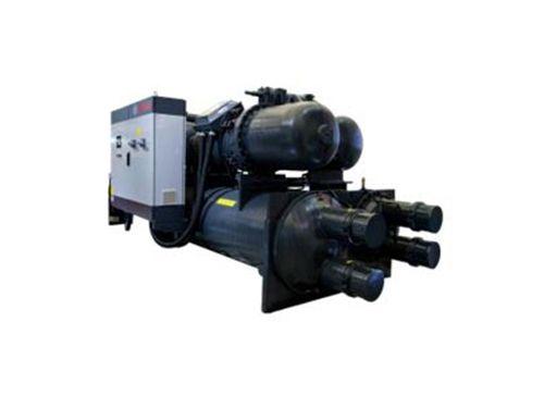 螺杆水地源热泵机组(家用中央空调)