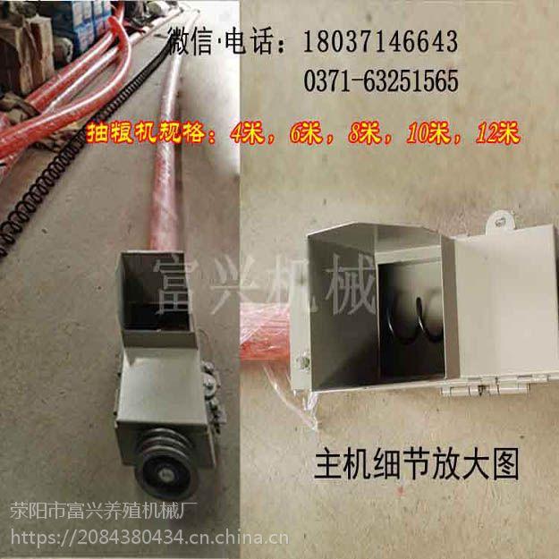 富兴小型吸粮机 电动软管抽粮机 输送能力6t/h