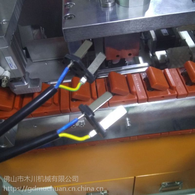 湛江端子机供应商家-木川机械高品质设备