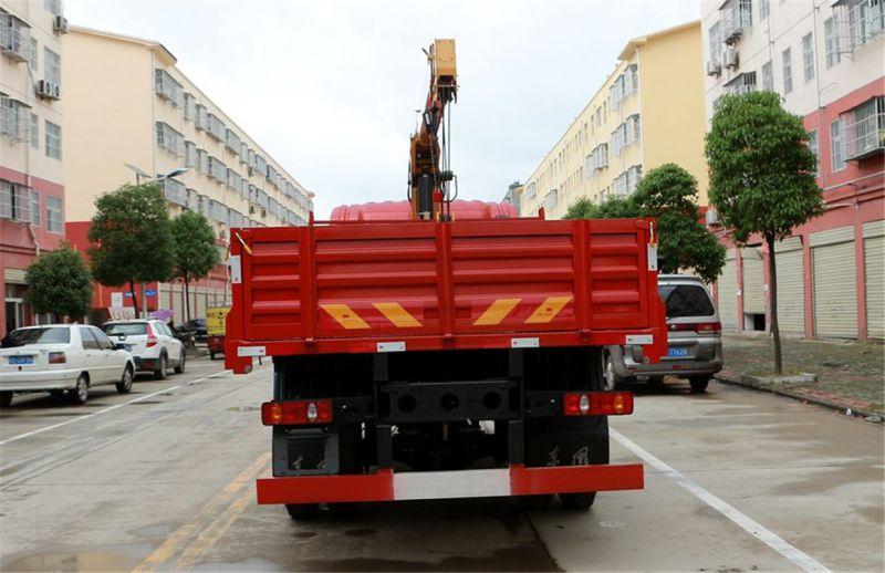 2-16吨随车起重运输车价格图片