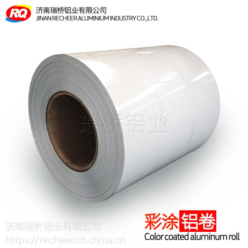 瑞桥供应彩涂铝板材 适用于UV喷墨打印