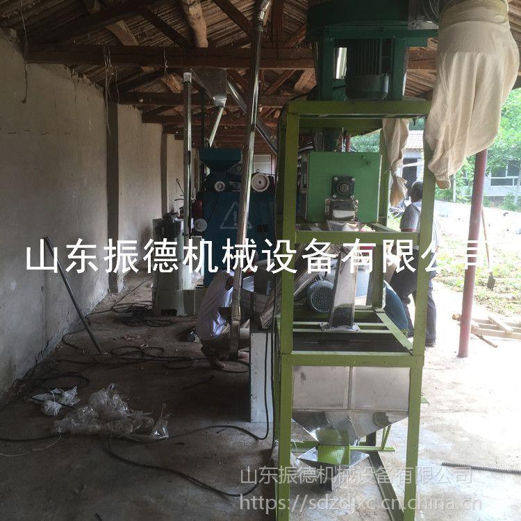 传统原粮面粉石磨机 农村创业石磨机 振德牌 石磨面粉机