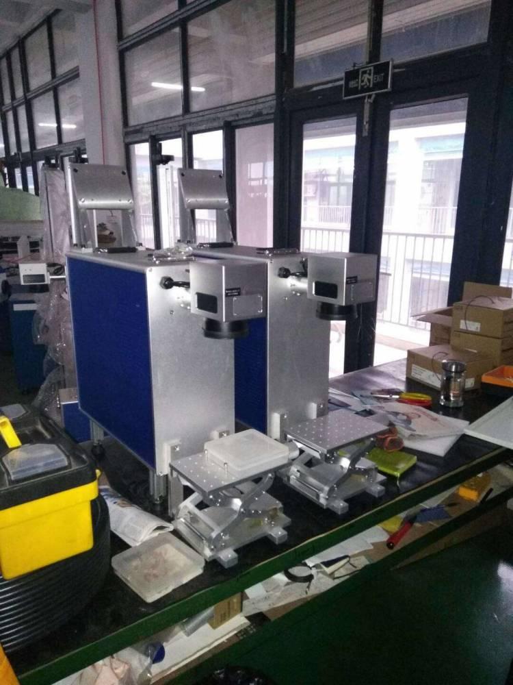 成都、资阳20瓦激光打标机销售、资阳铝合金激光刻字机、激光打码机厂家直销