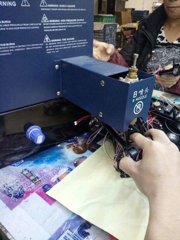 广东珠三角地区热熔胶机设备维修 保压机 点胶机 CY1701喷胶机维修