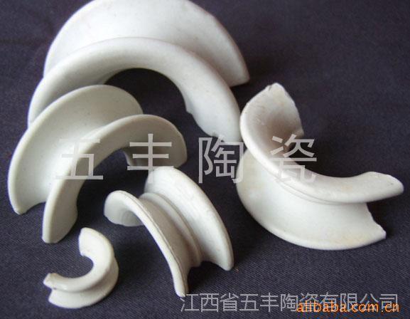 江西做供应工业陶瓷 矩鞍环填料 五峰山