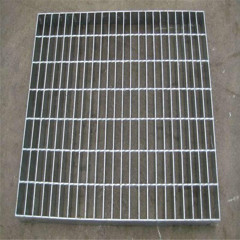 市政排水沟盖板 不锈钢格栅板规格 热镀锌钢格板