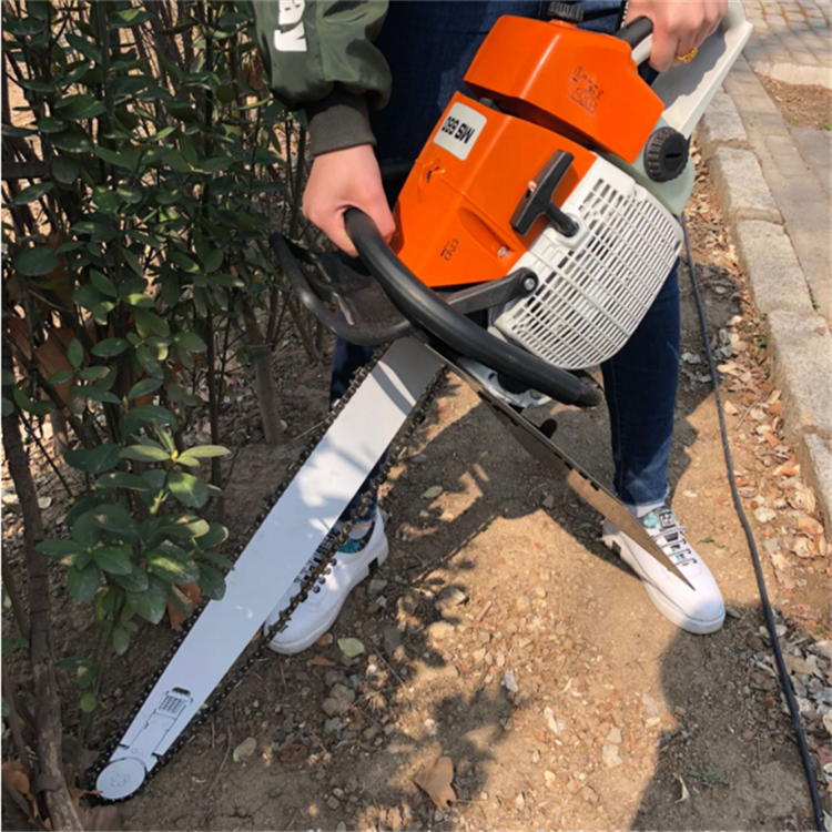 质量好用树苗挖树机 便捷式挖树机 断根快速移苗机