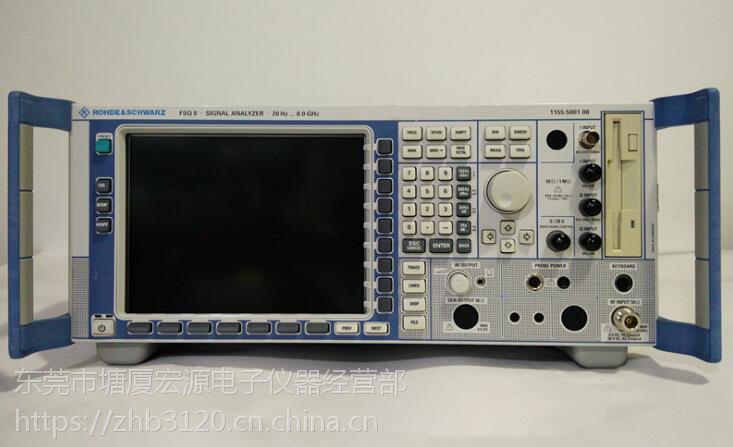 FSQ3 FSQ8 FSQ26 FSQ40德国罗德与施瓦茨 频谱/信号分析仪 大量供应