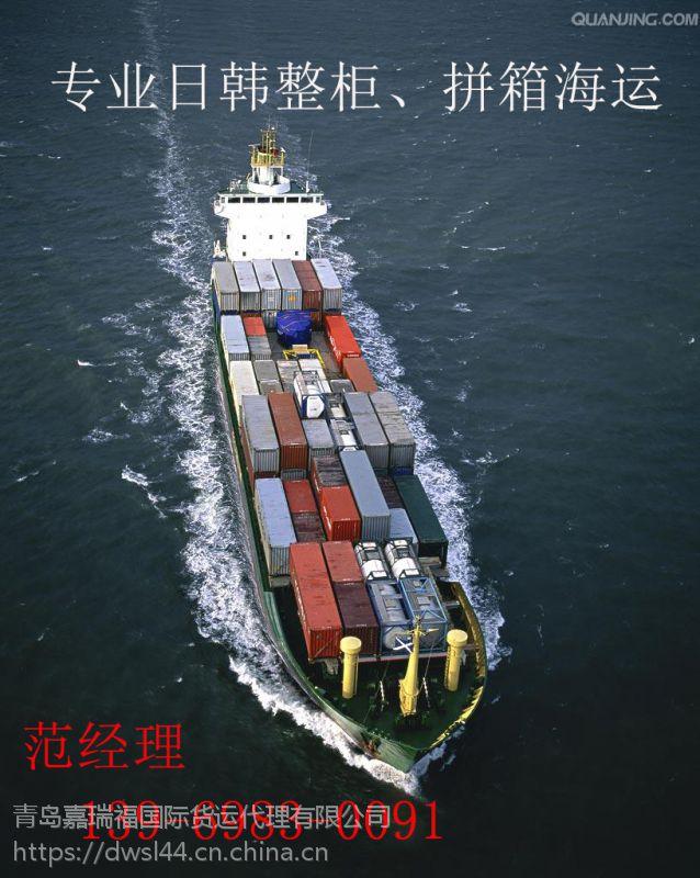 淄博到龙岩/三明小柜海运特价 日照到泉州海运船期