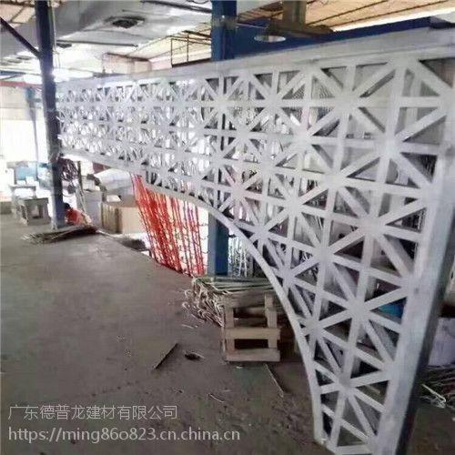 铝单板雕花屏风造形美观、价格合理