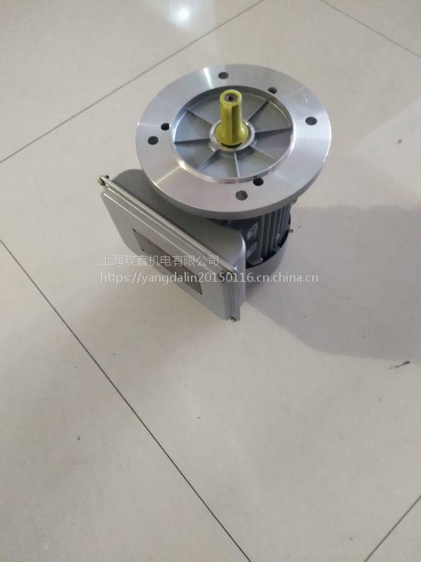 立式B5单相异步双值电容电动机ML8024-0.75KW