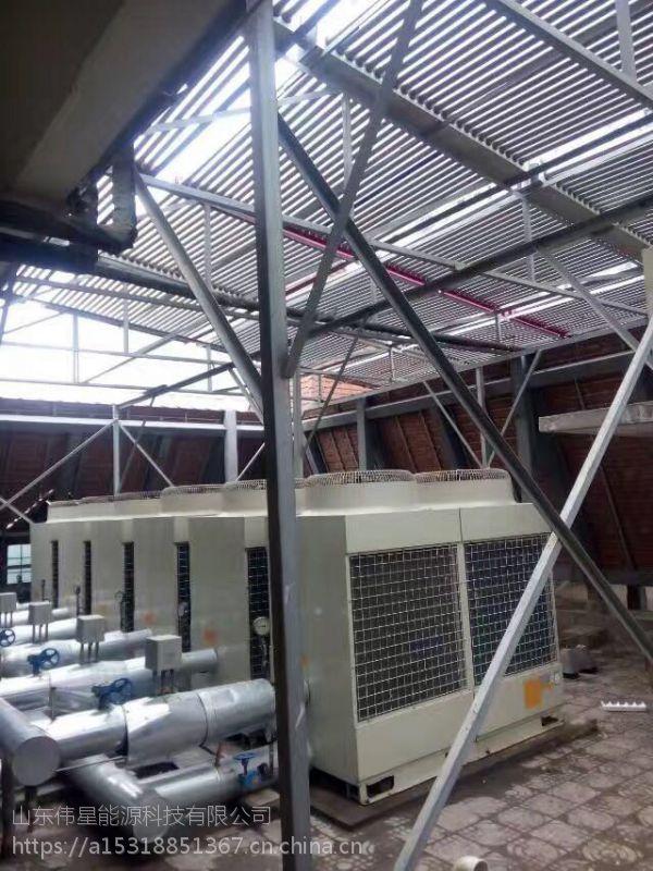 空气能(冷暖型)热水器