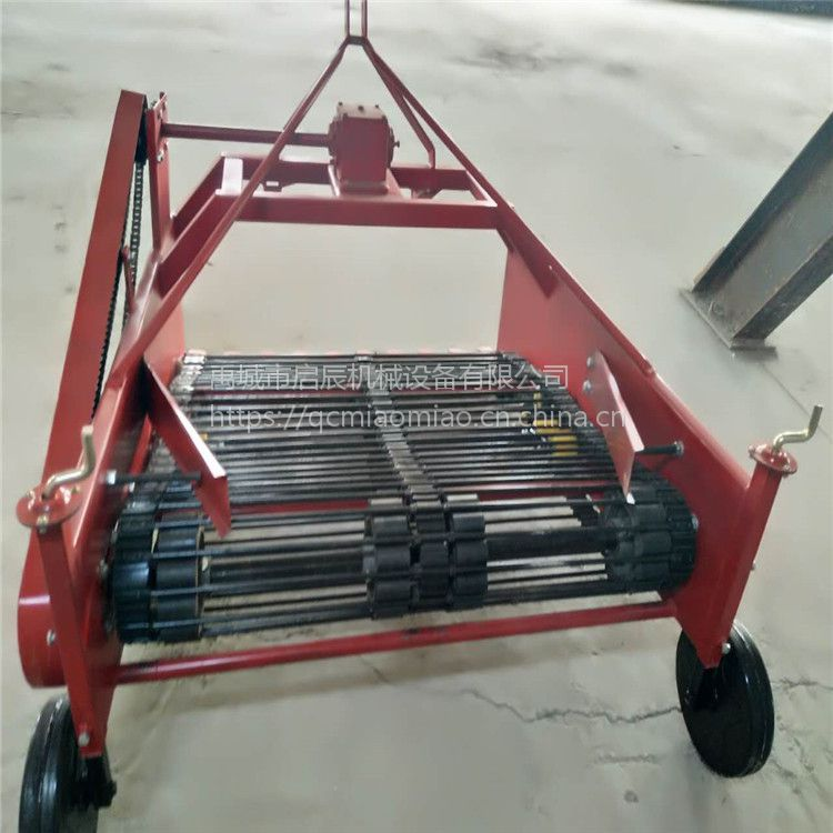 4U-1300加固土豆收获机红薯挖掘机小型大蒜收获机