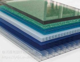 山东厂家生产广告灯箱顶棚阳光板6mm阳光板pc耐力板安装方法