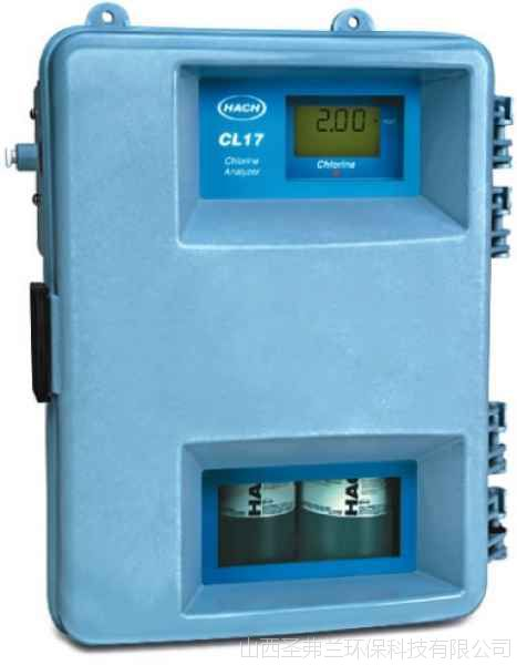 cl17/cl17d余(总)氯分析仪