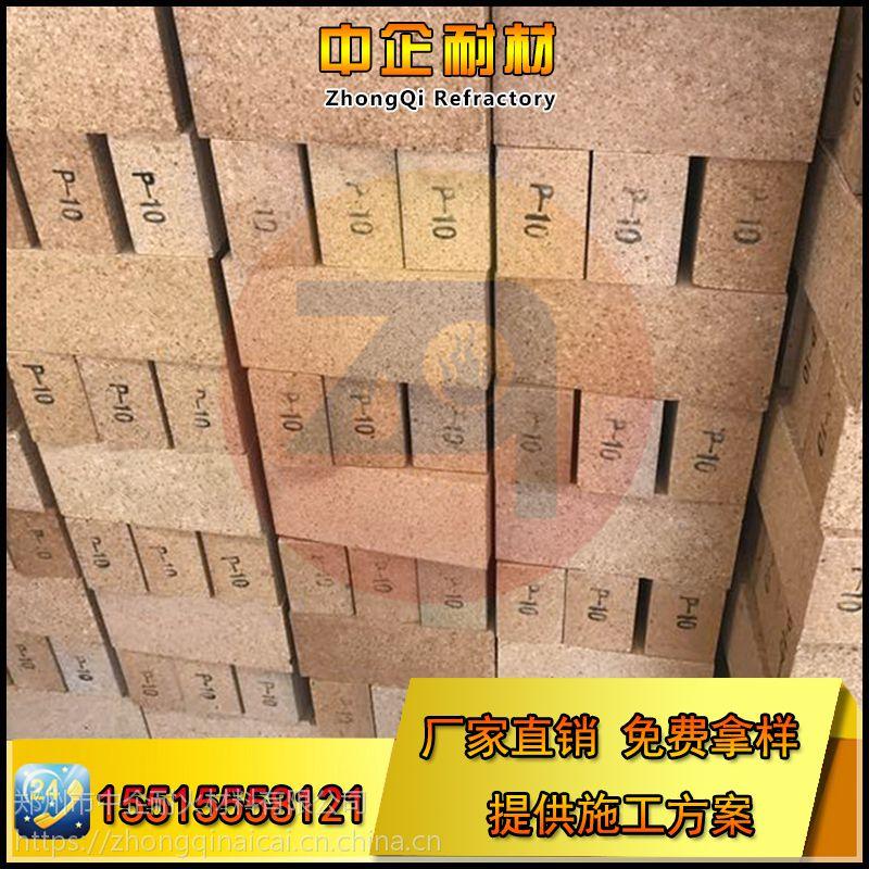 郑州中企耐材三级高铝砖T-3 耐火砖 浇注料 粘土砖 厂家直销