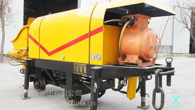 青岛科尼乐集团 16方混凝土泵