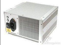 银欣NightjarSeriesFanless300无风扇电源 实际功率达到550W
