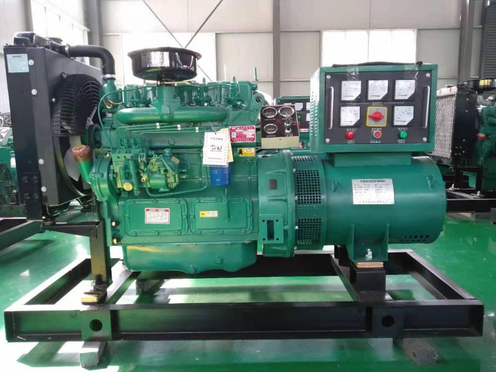 潍坊30千瓦柴油发电机组30kW发电机