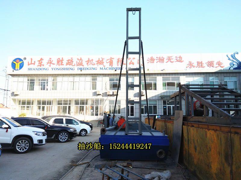 浙江购买的小型抽沙船产量怎么这么高