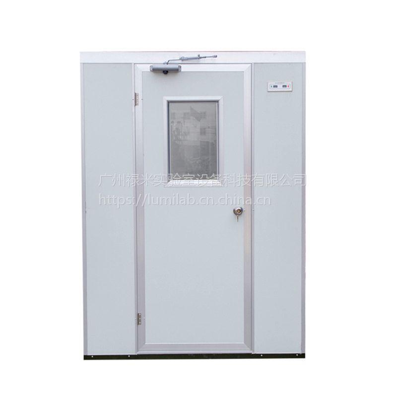 单人单吹风淋室生产厂家,全自动不锈钢风淋室