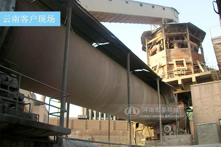 哪里的活性石灰回转窑,浙江石灰岩生产工艺流程