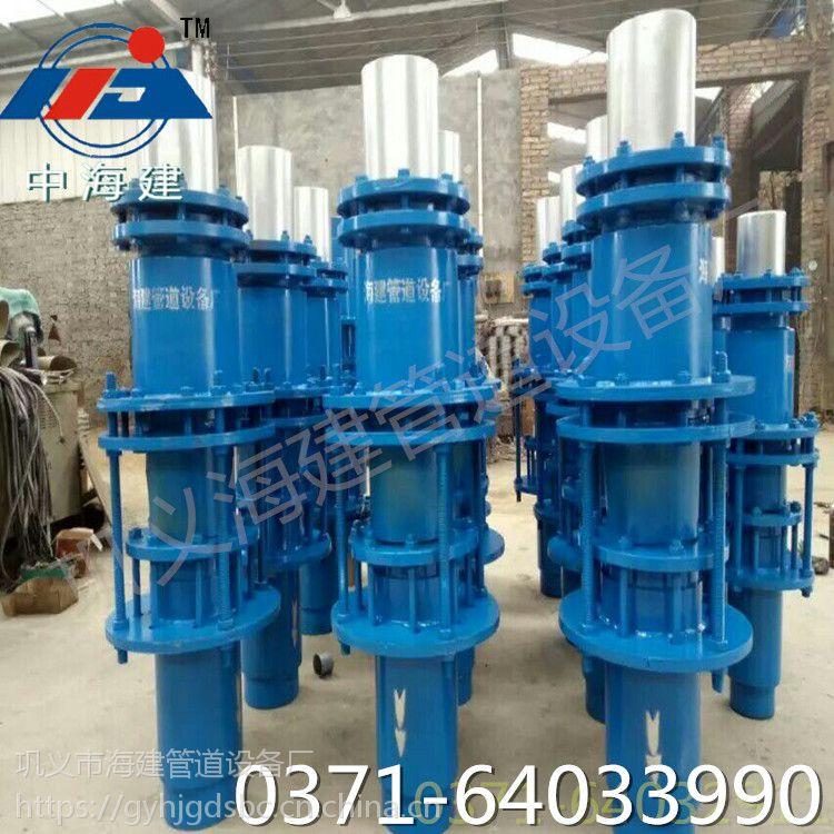 ZTB直埋套筒补偿器在热力管道中的应用优势| DN300双向套筒补偿器价格| 厂家直销