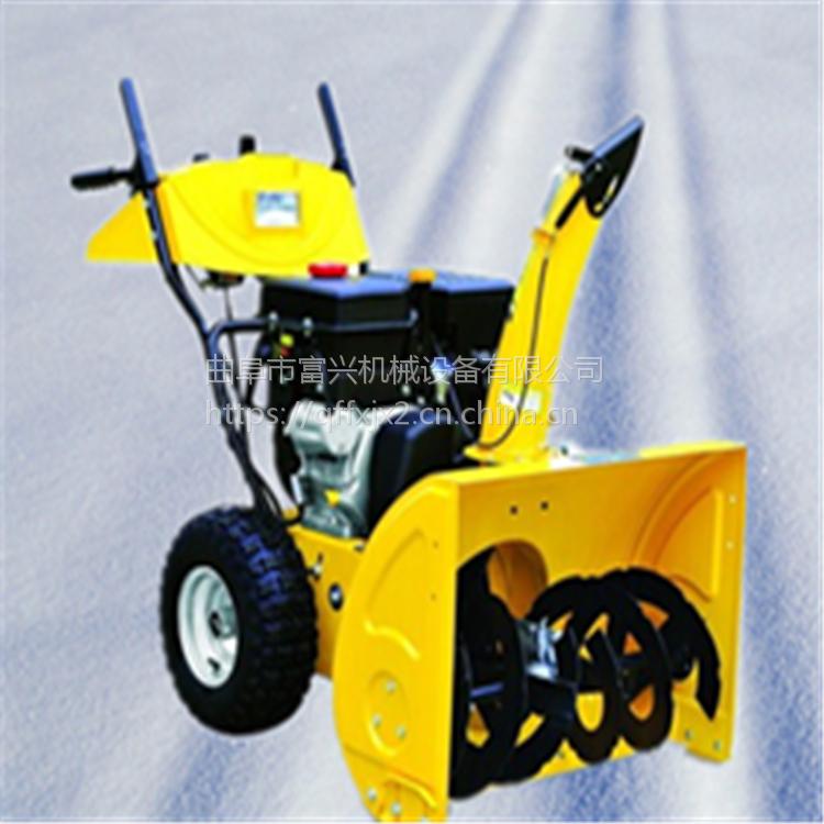 汽油路面除尘除杂除雪机 大棚蔬菜吹雪机 高风路面吹风机