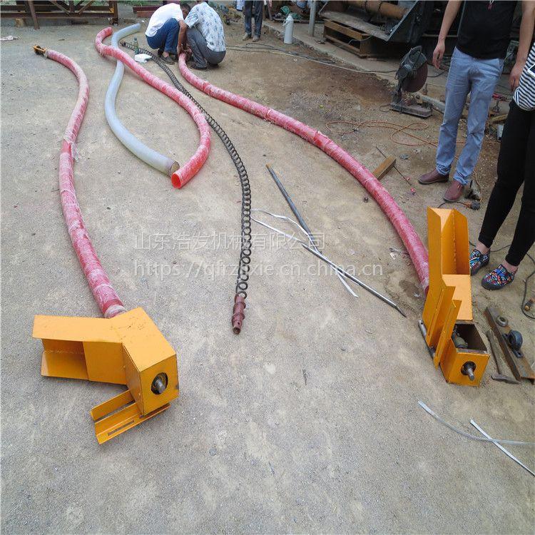 繁昌县10管径收粮机 抽粮机厂家 单相电吸粮机 浩发