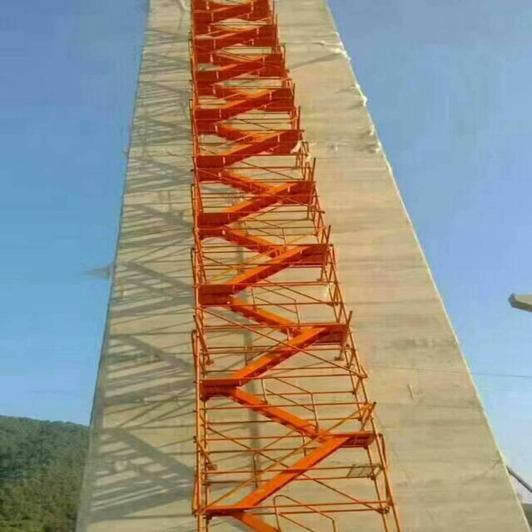 @ 供应江苏徐州 ,通达安全爬梯生产厂家,室外爬梯