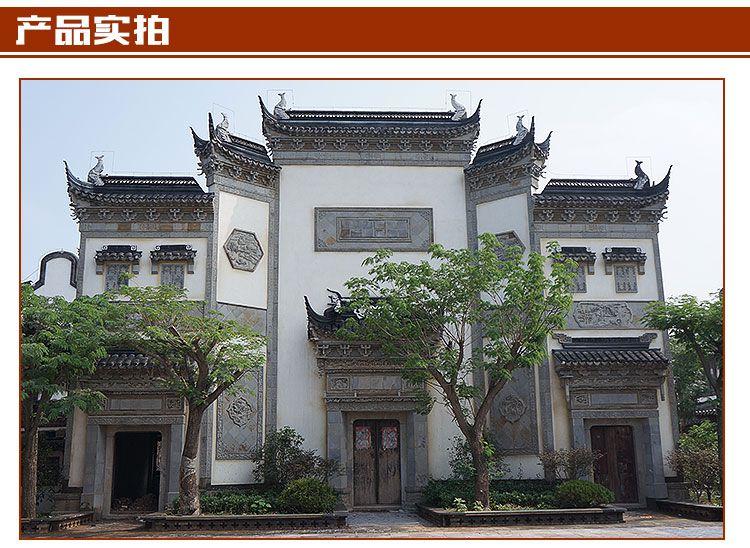 青岛围墙订做照壁黏土装饰壁画