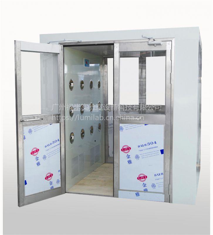 广东单人三吹风淋室生产厂家,全自动不锈钢吹风淋室制造商