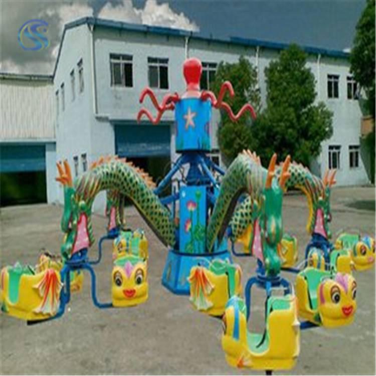 小型游乐设备大章鱼dzy36人荥阳三星游乐设备厂家豪华版