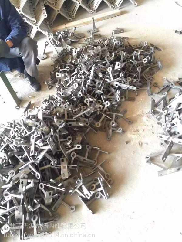 江苏泰州天波幕墙厂家直销304不锈钢K爪立柱 可定制
