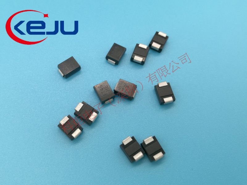 TVS抑制二极管,SMBJ7.0CA,600W,双向保护二极管,KEJU
