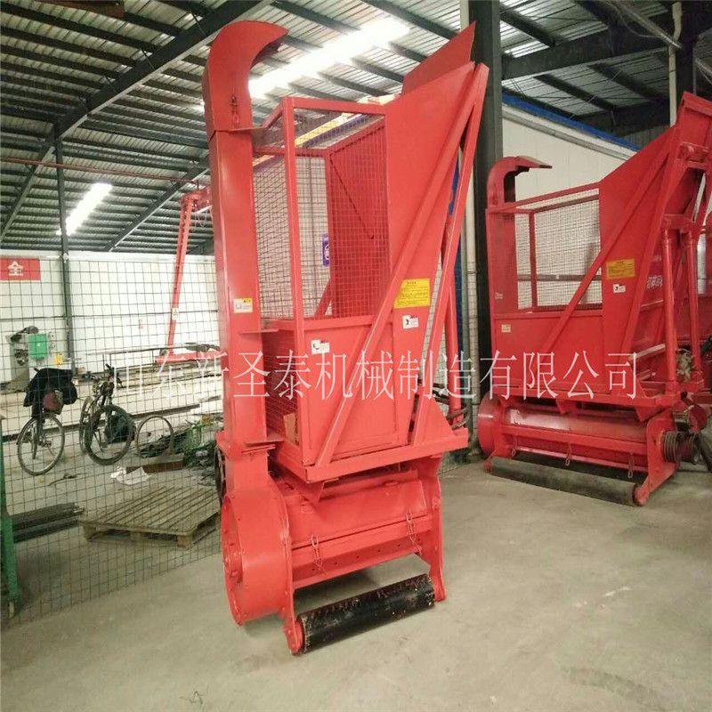 玉米秸秆青贮回收机 玉米秸秆收集机械