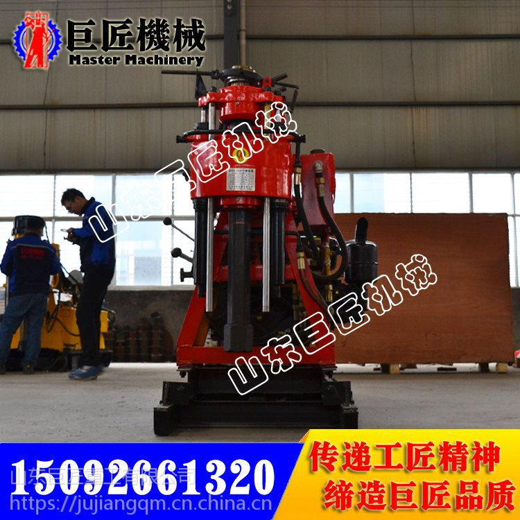 四川地质勘探钻机不可思议的效率 华夏巨匠充满魅力的岩芯钻机