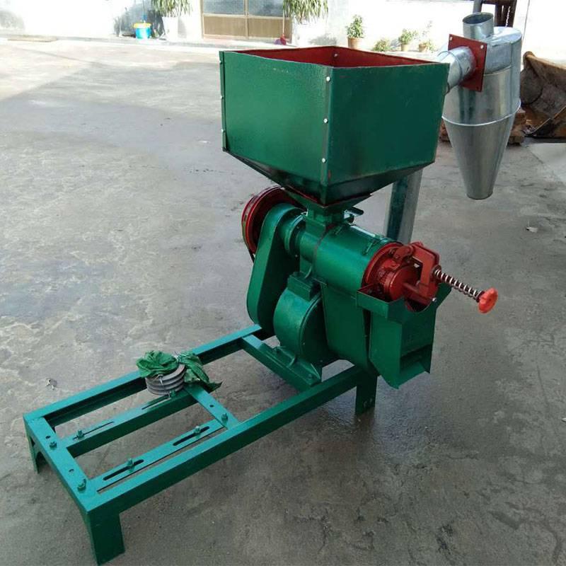 潍坊市立式磨坊用水稻去皮碾米机 启航牌大麦去皮机 薏米脱壳机厂家