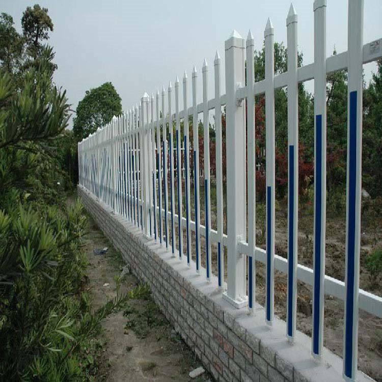 安徽省阜阳市临泉县效果图围墙护栏模型