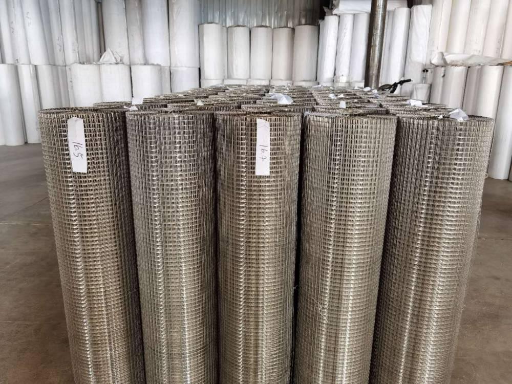 不锈钢电焊网 机械防护网 防护罩网 空气净化过滤钢丝网