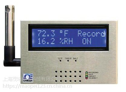 Omega欧米茄原装正品 iSD-TH-5 温湿度监测器