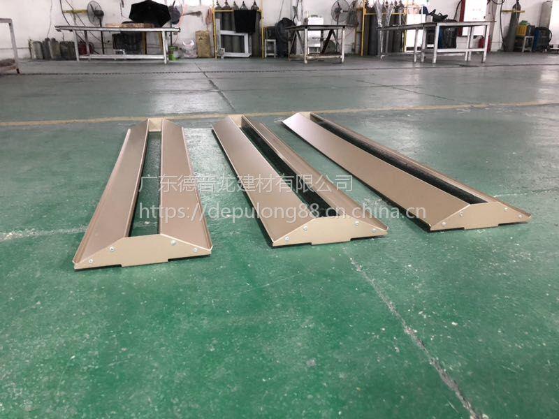 济南市海澜之家店面门头留缝铝单板年初促销价格