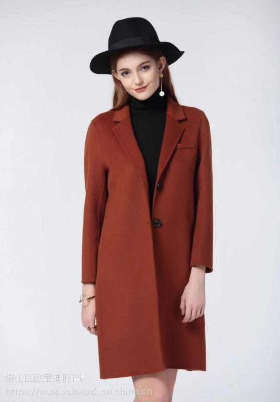 安徽亳州市呢子大衣 呢子上衣厂家直销 羊驼毛 上衣