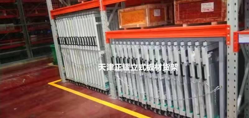 河南板材货架 板材加工基地图片 型材的保存方法 抽屉式货架分类