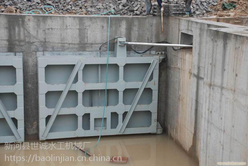 河道用PM钢制闸门 专业定做