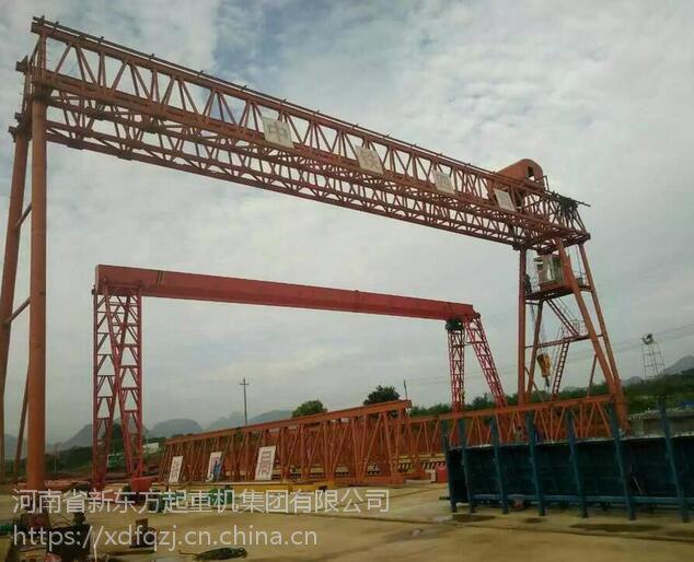 韩起贵阳工地80吨龙门吊对外出租出售